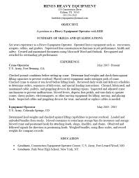 heavy equipment operator resume sample resumes design 689 x 879 sample resume heavy equipment operator