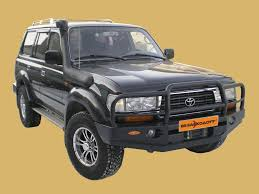 Силовой <b>бампер с</b> дугой <b>передний</b> Toyota Land Cruiser 80 VZD-02