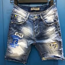 China <b>2019 New</b> Design <b>Men</b>′s <b>Denim</b> Shorts - China <b>Jeans</b>, Short ...