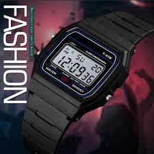 <b>HONHX Men's</b> Analog Digital Military <b>Sports</b> LED Waterproof Watch ...