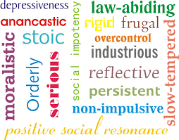 is there a parkinson s personality blogging parkinson s illustration shows a selection of words used to describe the personality