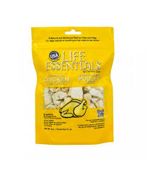Cat-Man-Doo <b>Life Essentials Freeze Dried</b> Chicken - Olive