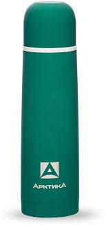 <b>Термос Арктика</b>, с антискользящим покрытием, цвет: зеленый ...