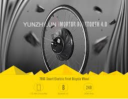 <b>YUNZHILUN 36V</b> X <b>IMortor</b> Electric Bicycle Wheel Bike 30V 240W ...