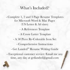 cover letter updated resume templates resume templates cover letter modern resume template the elliot grey landed design solutions includes a ca fbc ece