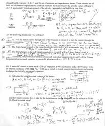 prob q solns review sheets from class choosing method electric field problems potential v problems choose method answers