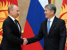 Кыргызстан-Россия - надежные партнеры