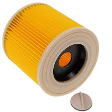 Cylinder Vacuum Cleaner Filter Replacement For <b>Karcher WD 3 Car</b> ...