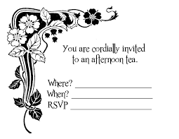 breathtaking tea party invitations template features party 8 tea party invitations template features party dress
