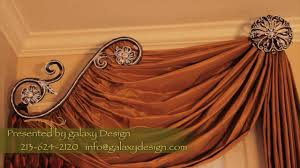 room curtains catalog luxury designs: video  designer window treatments luxurious curtains and drapes in newport coast