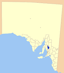 Clare and Gilbert Valleys Council