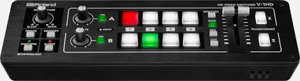 V-1HD | HD Video Switcher - Roland Pro A/V