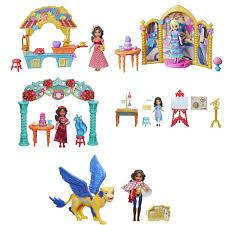 Купить Игровой <b>набор для маленьких кукол</b> Елена - принцесса ...