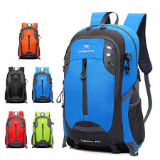 <b>40L</b> Waterproof <b>Outdoor Sports Backpack Hiking</b> Camping Traveling ...
