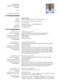 format cv   resume format standard cv template full cv format    european cv format european cv format eu cv format eu cv format research a cover letter