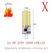 @1367272180 <b>5PCS</b> 10PCS 20PCS G4 AC220V 2W 3W <b>4W 5W</b> ...