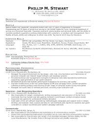 resume listing military experience cipanewsletter how to put military experience on resume experience resumes