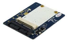 nix.by <b>Espada</b> <MiSMS> <b>Micro</b> SATA host to mSATA <b>adapter</b>