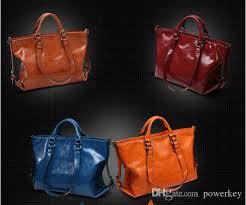 <b>Five Color</b> Brand New Big Fashion Women's Handbag Bag Purses ...