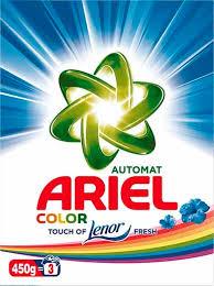 "<b>Стиральный порошок</b> Ariel ""Color Lenor Fresh"", <b>автомат</b>, <b>450</b> гр ..."
