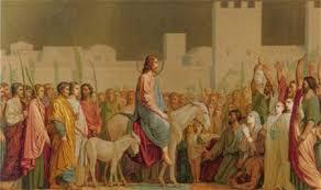 Kết quả hình ảnh cho Palm Sunday of the Lord's Passion
