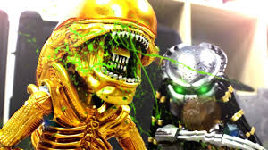 <b>Alien</b> VS <b>Predator</b> Stop Motion 異型VS終極戰士 - YouTube