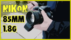 <b>Nikon 85mm f/1.8G</b> AF-S - один из лучших <b>объективов</b> Nikon ...