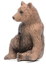 Купить <b>Фигурка</b> Mojo Woodland Медвежонок Гризли 387217 по ...