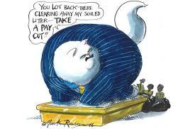 Image result for fat cat irish politicians