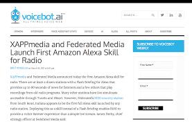 b amazon alexa skill archives xappmedia