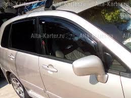 <b>Дефлекторы окон</b> и капота автомобиля <b>Suzuki</b> Liana - купить в ...