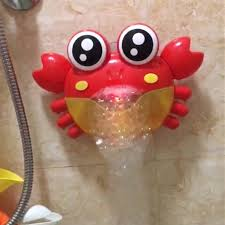Aliexpress.com : Buy <b>Funny Music Crab Bubble</b> Maker bath Toys For ...