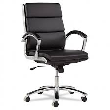 medium size of seat chairs attractive office desk chairs black leather upholstery metal base attractive office desk metal
