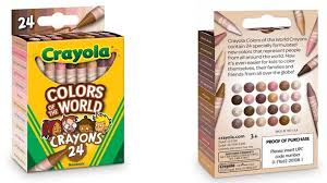 <b>Crayola</b> Unveils New Inclusive Skin Tone Crayons | HuffPost Life