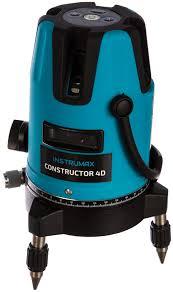 <b>Лазерный уровень INSTRUMAX</b> CONSTRUCTOR 4D SET IM0114 ...
