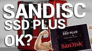 Обзор <b>SanDisk SSD</b> PLUS 240Gb - Бюджетный твердотельник ...