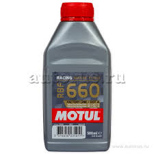 MOTUL 101666 <b>Тормозная жидкость Motul</b> RBF 660 FL 0.5л/12шт