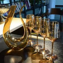 Креативный золотой <b>бокал для вина</b> гальванический Кубок для ...