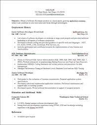 sample resume of junior game programmer resume game programmer resume