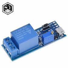<b>1PCS Great IT 5V</b> 30V Delay Relay Timer Module Trigger Delay ...