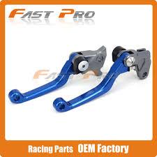 <b>CNC Pivot</b> Foldable <b>Clutch Brake</b> Lever For WR 250R 250X ...