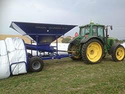 Flexible, mobile, cost-effective <b>grain</b> handling