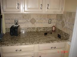 kitchen backsplash travertine style