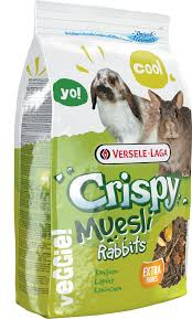 <b>Корм</b> для кроликов <b>Versele</b>-<b>Laga Crispy</b> Muesli Rabbits - купить в ...