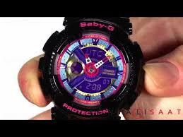 Купить Женские <b>часы Casio BA</b>-<b>112</b>-<b>1A</b> / BA-112-1AER у ...