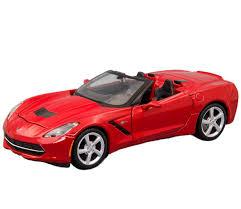 <b>Maisto Машинка</b> 1:24 Chevrolet Corvette Stingray Кабриолет Год ...