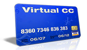 virtual credits card