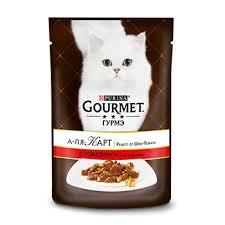 Консервы для <b>кошек</b> Gourmet A <b>la</b> Carte говядина, овощи в ...