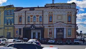 Помещение в здании нижегородского клуба The Top Club ...