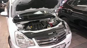 <b>Упор капота</b> (<b>комплект</b>) на Nissan Almera 2014-; ТСС купить в ...